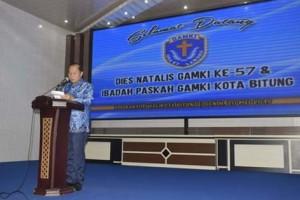 Dies Natalis GAMKI ke-57, Kader Diajak Jadi Terang
