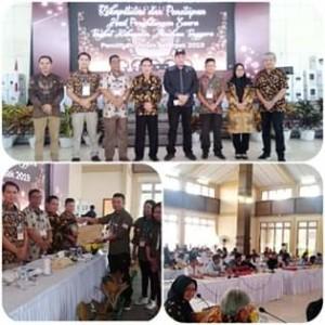KPU Minahasa Tenggara, Pleno Penghitungan Suara Pemilu , Wolter Dotulong