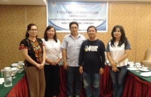 Tim dari Politeknik Negeri Manado