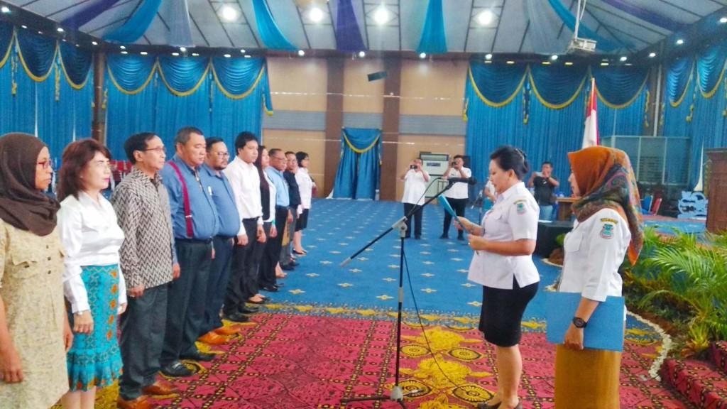 Forum PUSPA Kota Manado , esther Mamangkey, dinas P3A manado, Forum Partisipasi Publik untuk Kesejahteraan Perempuan dan Anak