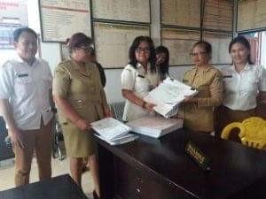 Genjot Penerimaan Pajak, Bapenda Kota Manado Salurkan SPPT ke 11 Kecamatan