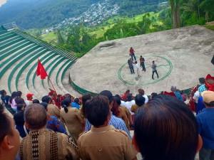 Kegiatan di Amphitheater