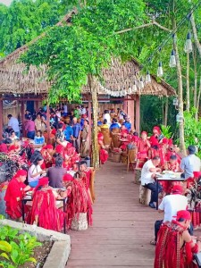 Suasana Seminar  dan Lokakarya Wanua Woloan