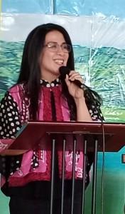 Angelica Tengker, Ketua Panitia TIFF 2019
