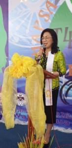 Ketua Komisi W/KI Wilayah Tomohon Empqt Pnt Ir Miky JL Wenur MAP