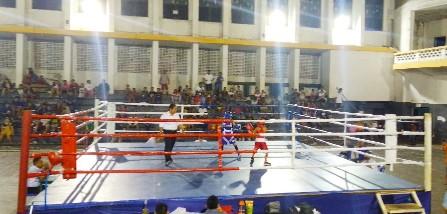 Sore Ini, 22 Petinju Berlaga di Final Kejuaraan Tinju 'Wali Kota Manado Cup II'