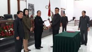 Jefry R Korengkeng,  DPRD Minahasa
