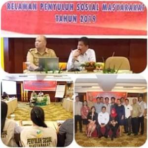 Penyuluh Sosial Masyarakat , Dinas Sosial Minahasa Tenggara, Franky Wowor Ssos,