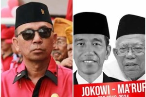 TKD Jokowi-Ma'ruf,  Semuel Montolalu SH,