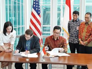 Sulut Magnet Investasi Perikanan, Wagub Kandouw MoU dengan Perusahaan Perikanan AS