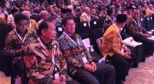 Dibuka Presiden Jokowi, Wali Kota GSVL Hadiri Musrenbangnas 2019