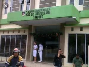 Pelayanan BPJS di RSUD Samrat Tondano Tetap Jalan