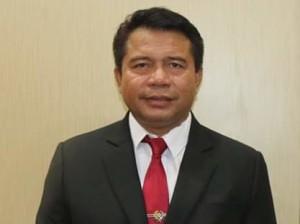 Sekretaris Kabupaten Mitra Robby Ngongoloy