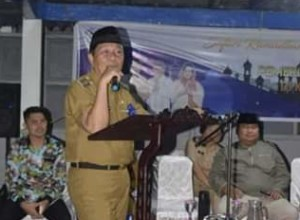 Safari Ramadhan Pemkot Bitung di Kecamatan Maesa
