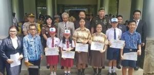 Hardiknas minsel, Drs Denny Kaawoan SE MSi