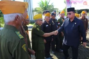 Wakil Bupati Minahasa Inspektur Upacara Harkitnas ke 1115