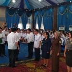 Tekad Wujudkan Pemerintahan Bersih, Pemkot Manado Canangkan Zona Integritas Menuju WBK dan WBBM