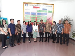 Kunker Komisi III DPRD Tomohon di Kabupaten Badung
