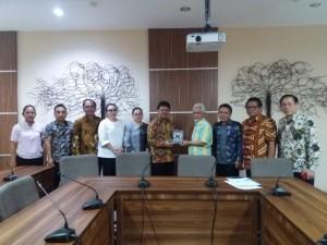 Komisi II DPRD Tomohon Belajar Pengawasan dan Pemanfaatan Silpa di Depok