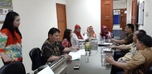 Komisi I DPRD Tomohon Kunker ke Depok
