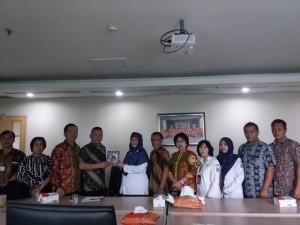 Komisi III DPRD Tomohon Kunker ke DKI Jakarta