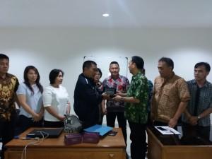 Kunker KOmisi III DPRD Tomohon di Dinas Pendidikan DKI Jakarta