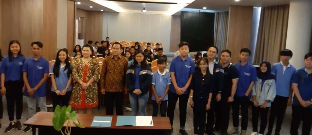 Forum Anak Kota Manado Periode 2019-2021 Resmi Dilantik