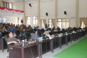 Empat fraksi di DPRD Tomohon setujui pembahasan Ranperda PBMD