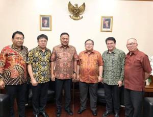 Menteri PPN/Bappenas RI Bambang Brodjonegoro