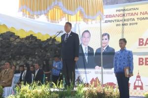 Wali Kota Tomohon Irup di Harkitnas