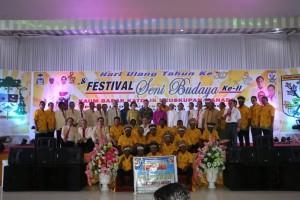 Wali Kota Tomohon Jimmy F Eman SE AK CA foto bersama KBK