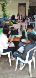 Sukses, KKR Penginjilan Anak GMIM Rayon Tomohon