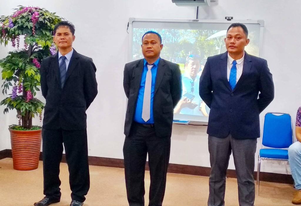 Direksi dan Banwas PD Pasar Kota Manado Kembali Dirombak
