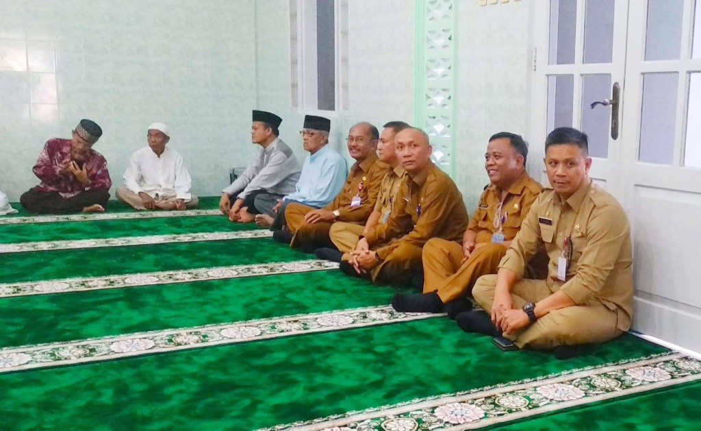 Safari Ramadhan di Masjid Baiturrahim Malalayang, GSVL Ingatkan Nilai-nilai Toleransi