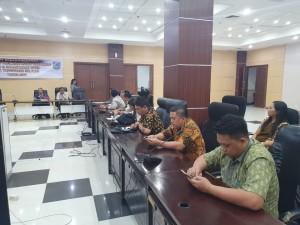 Komisi I DPRD Tomohon Kunker ke Tangsel Banten