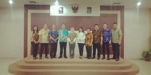 Komisi I DPRD Tomohon Kunker ke DPRD Tangerang Selatan