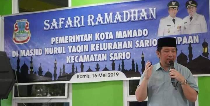 Mor Bastiaan,Masjid Nurul Yaqin Sario,
