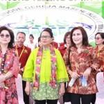 Menteri PPPA Yohana Yembise Hadiri FSAM 2019 di Bitung