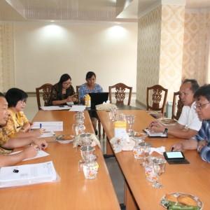RDP Komisi I DPRD Tomohon dengan Disdukcapil