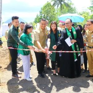 Peluncuran Grazia Residence oleh Wali Kota Tomohon