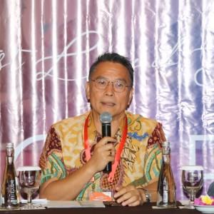 Wali Kota Tomohon mempresentasikan TIFF 2019