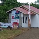 Tunjang MBR, Greysia Polii Bangun Perumahan di Tomohon