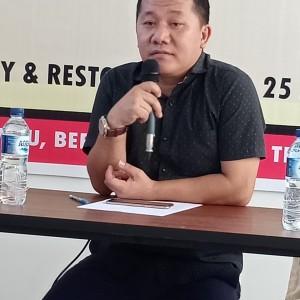 Steffan Linu SS, Koordinator Divisi Hukum, Penanganan Pelanggaran dan Penyelesaian Sengketa