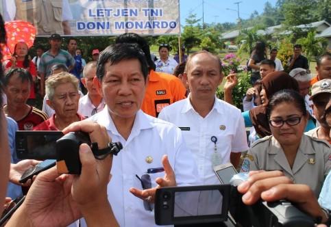 Pemkot Manado Segera Tindaklanjuti Keluhan Warga Relokasi di Pandu Terkait Air dan Listrik