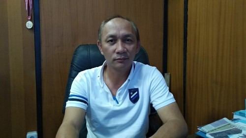 Kabag Pemerintahan dan Humas Sonny Takumansang