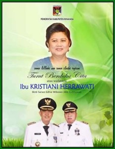 Ibu Ani Wafat, Pemkab Minahasa Sampaikan Belasungkawa.