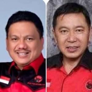 James Sumendap Jagokan OD Jabat Bendahara Umum Dan Ketua DPD PDI-Sulut