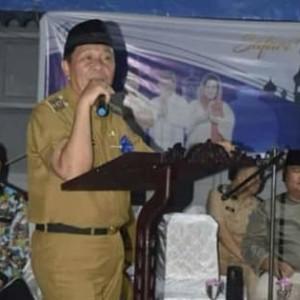 Mantiri Hadiri Sholat Idul Fitri 1 Syawal 1440 H di Kota Bitung5