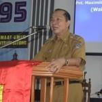 Peringati HUT ke-188 PI dan PK, Lomban: Penting Kolaborasi Gereja dan Pemerintah