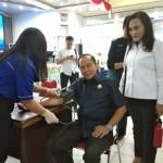 Peringati World Blood Day, Pemkot dan PMI Kota Bitung Gelar Donor Darah